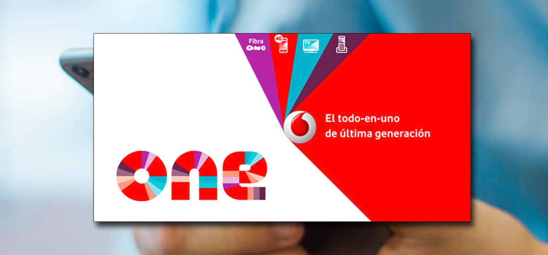 Reportaje Vodafone One