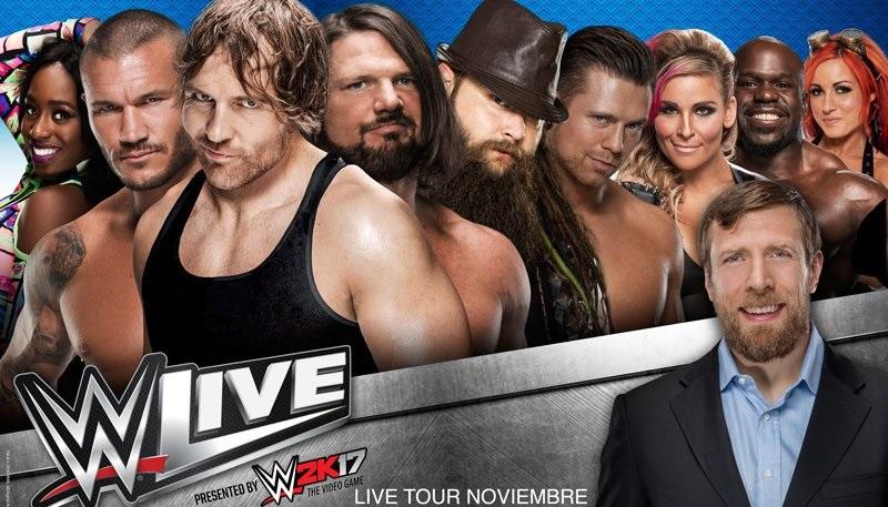 WWE Live en España