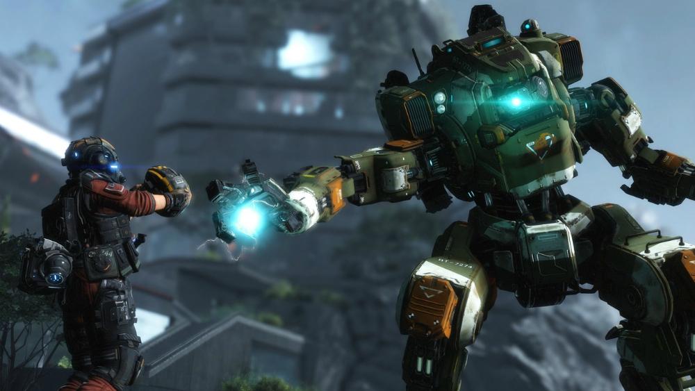 Los 10 mejores juegos de 2016 según Metacritic - Titanfall 2