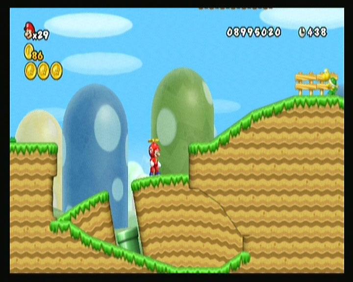 New Super Mario Bros. Wii - Mundo 1 - Guías y trucos en ...