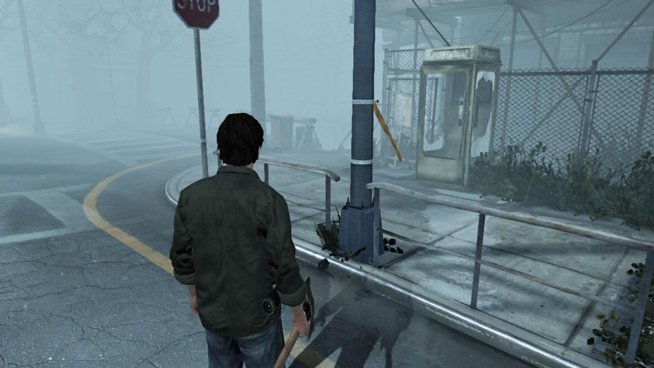 Abrigo para el mendigo silent hill downpour