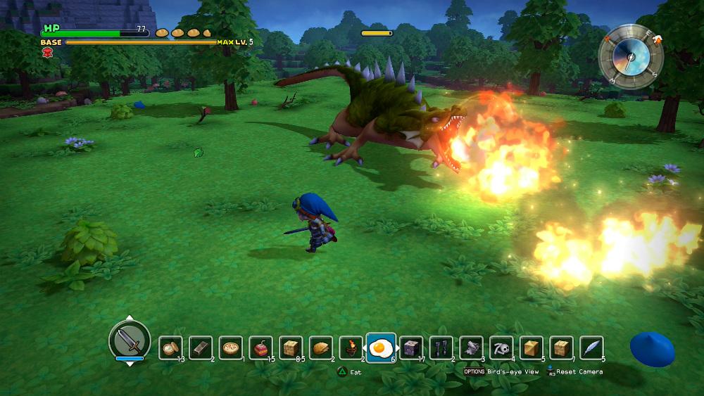 Los mejores juegos para niños de 2016 - Dragon Quest Builders