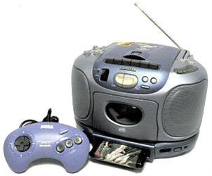 Aiwa Mega CD