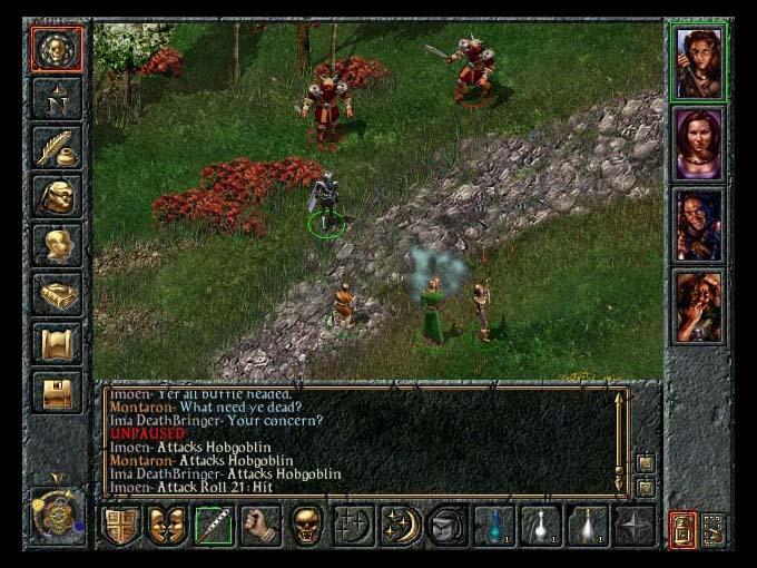 Mejores juegos rol retro
