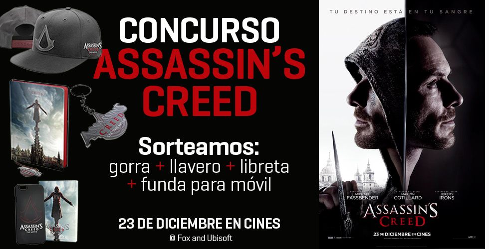 Concurso Assassin's Creed