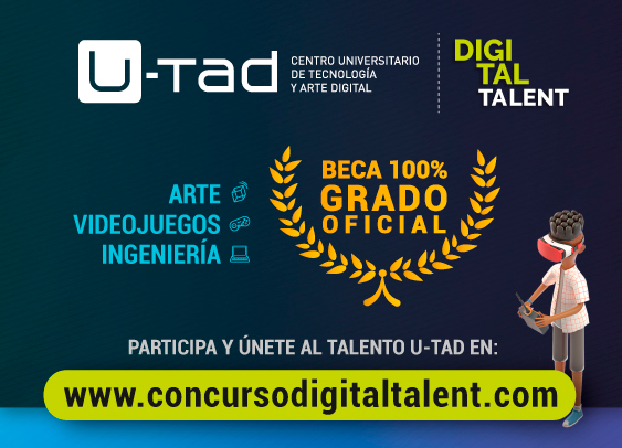 Concurso Digital Talent de U-tad