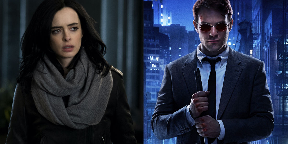 The Defenders: Daredevil y Jessica Jones