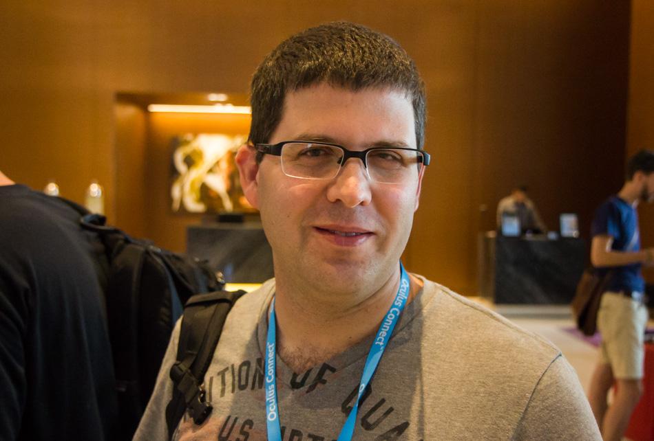 Dov Katz, ejecutivo de Oculus