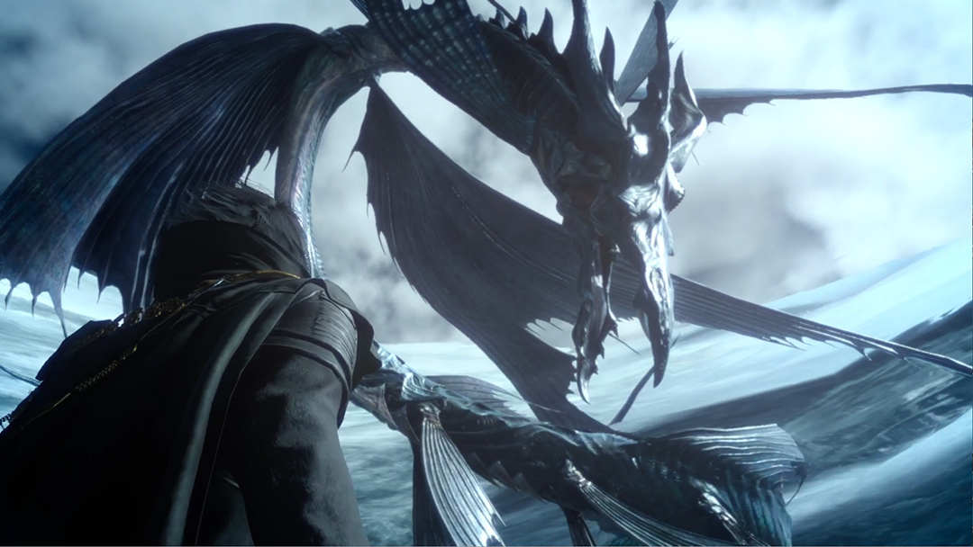 Final Fantasy XV Invocaciones