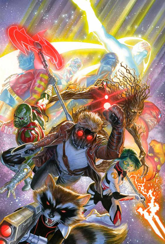 Guardianes de la Galaxia (Cómic)