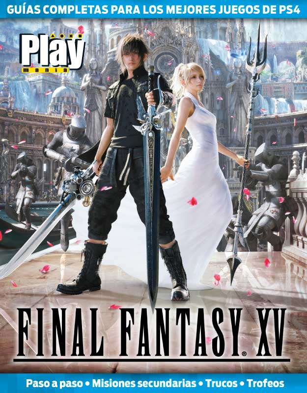 Guia Final Fantasy XV en Playmania 218