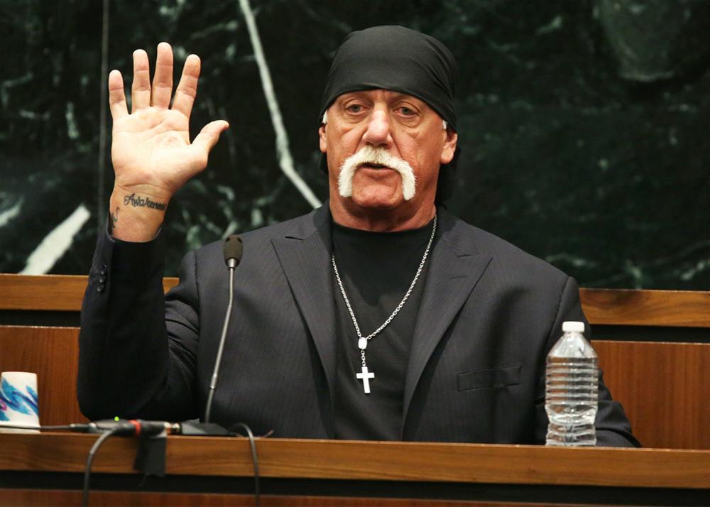 Hulk Hogan ahora