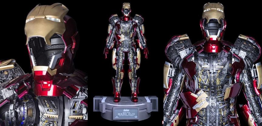 Iron Man armadura