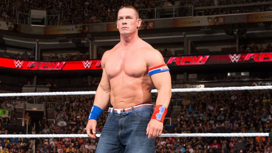 John Cena ahora