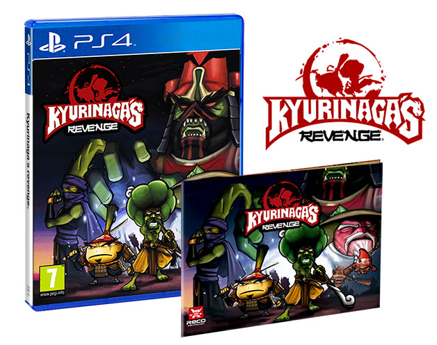 kyurinaga's fisico