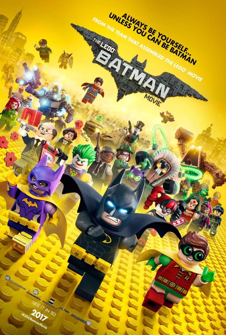 Lego Batman la pelicula