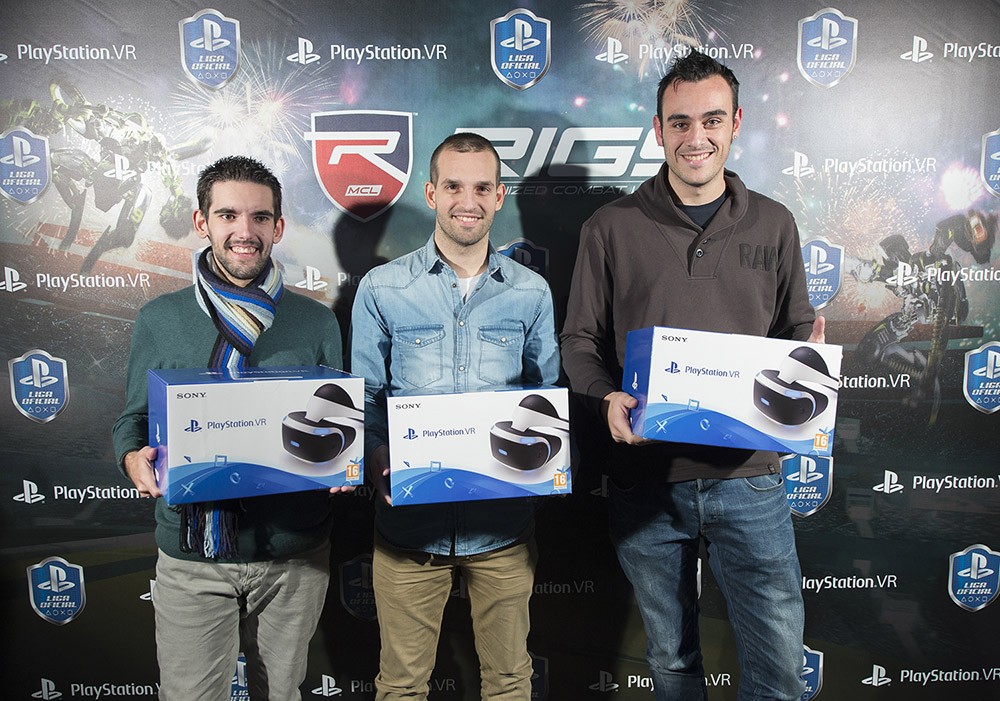 Liga Oficial PlayStation RIGS eSports