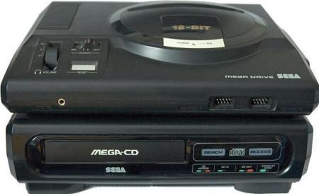 Mega CD I