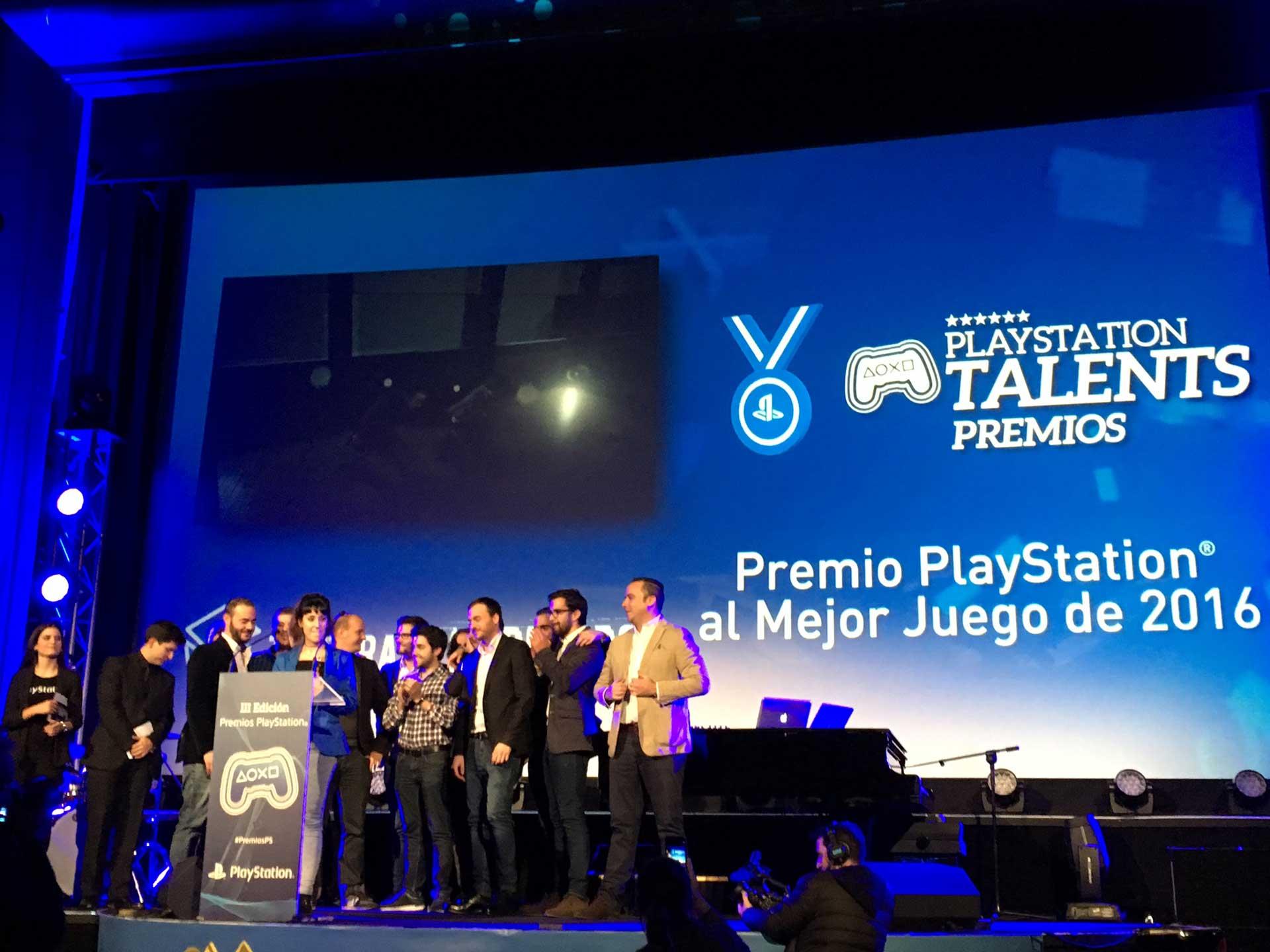 Mejor juego premios playstation