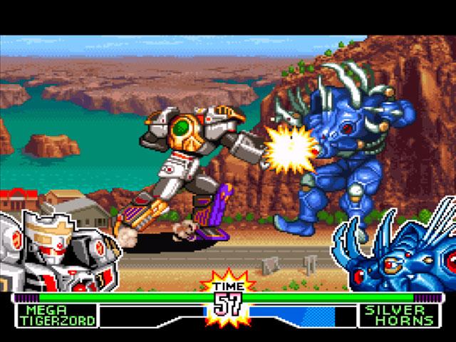 Power Rangers  Los mejores juegos desde Super Nintendo a PS4