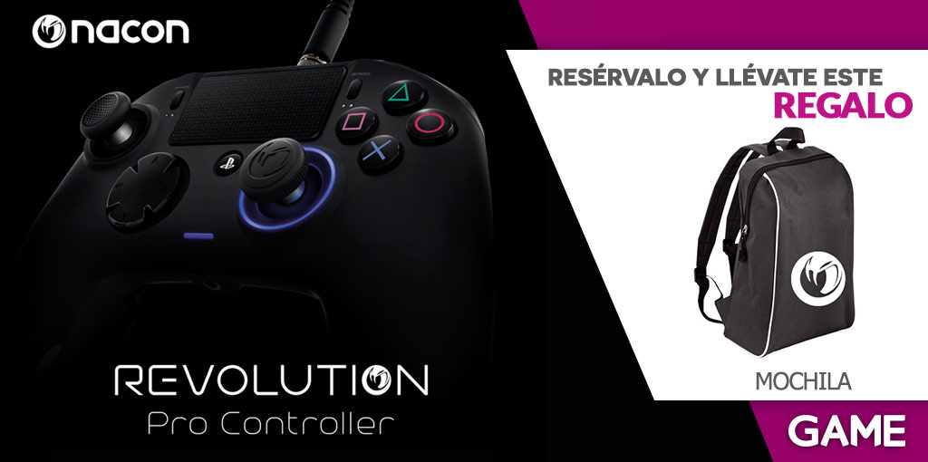 Nacon Revolution en GAME