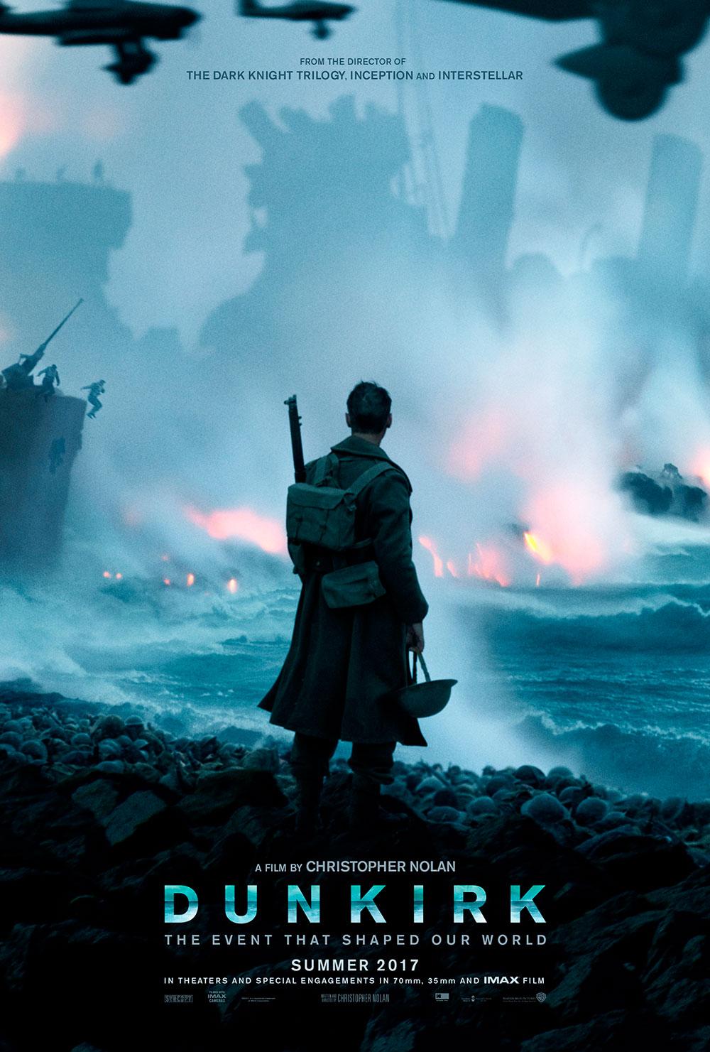 póster Dunkirk