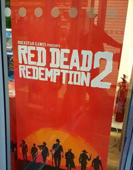 Red Dead Redemption - Material promocional