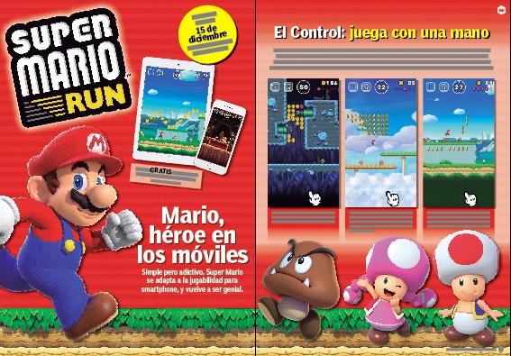 Reportaje Super Mario Run