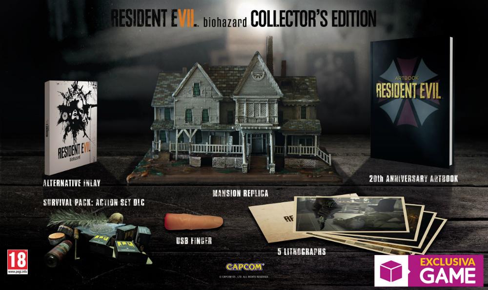 Resident Evil 7 - Edición Coleccionista