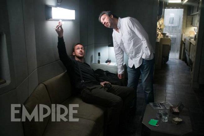 Ryan Golsing en Blade Runner 2049