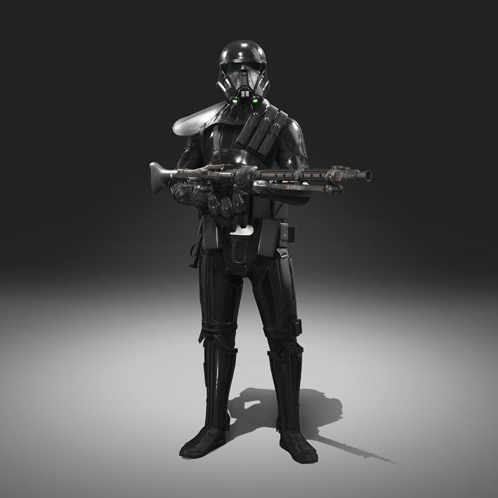 scarif battlefront deathtrooper