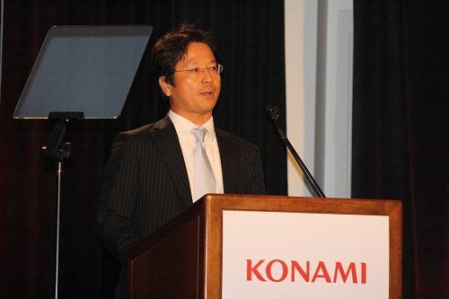 Shinji Hirano, ex-presidente de Konami, nuevo presidente de Kojima Productions