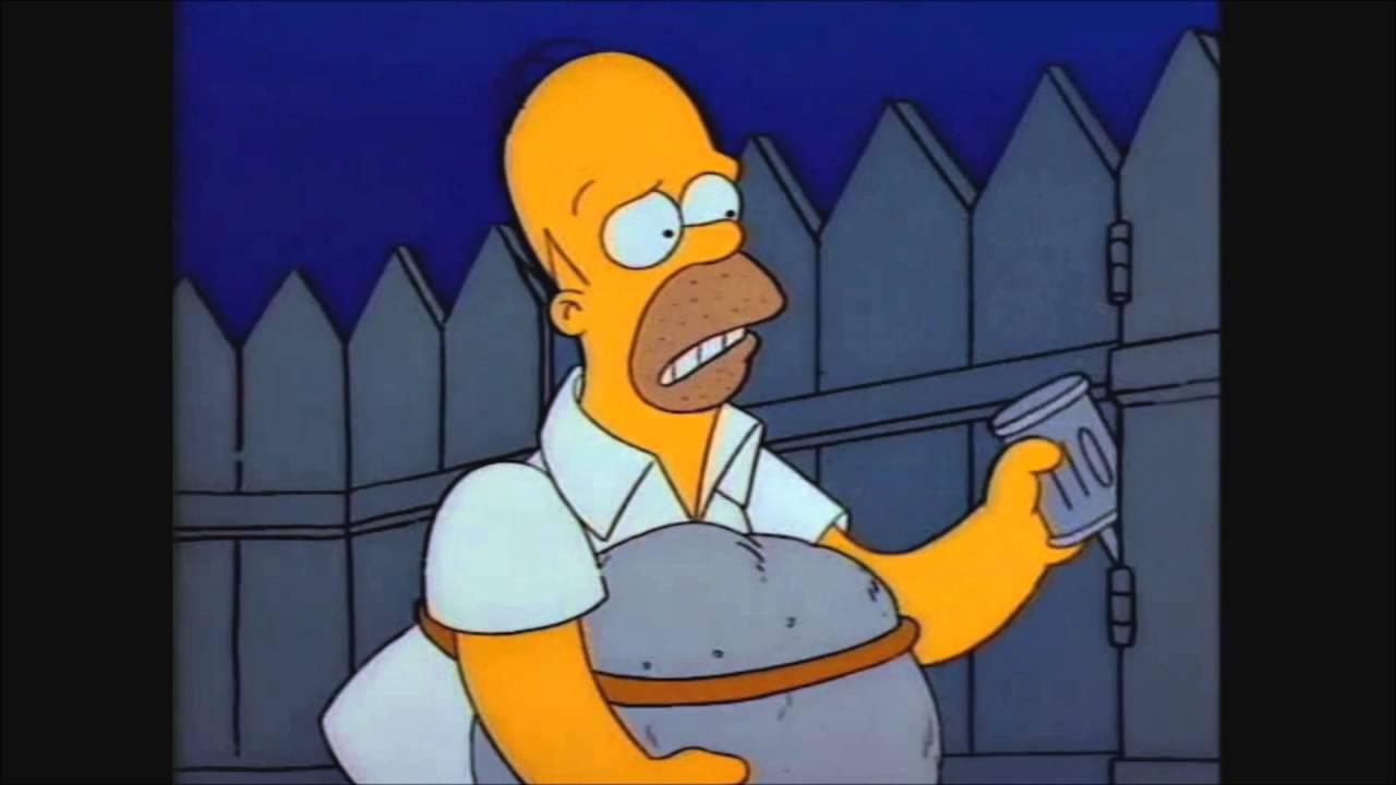 Homer suicidio roca