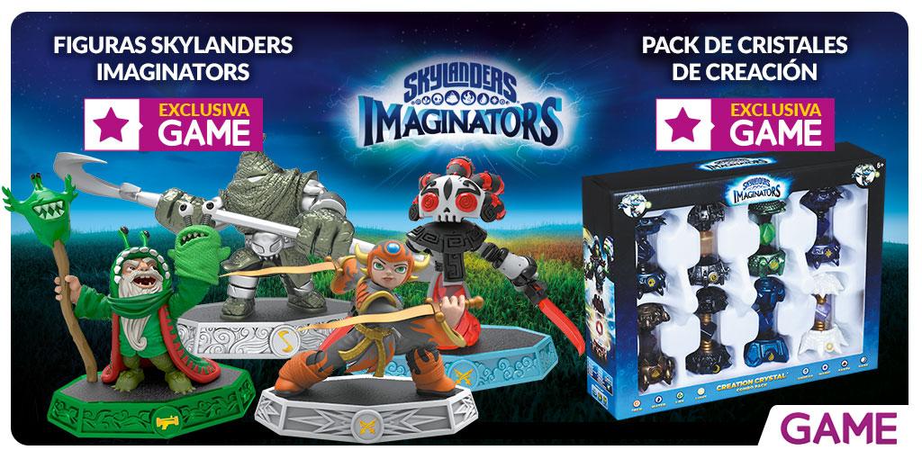 Skylanders Imaginators GAME