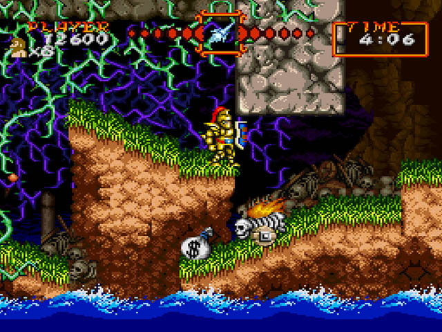 Super Ghouls n ghosts 2