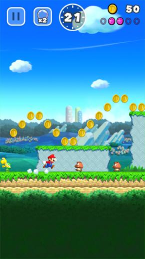 Super Mario Run 01