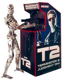 T2 arcade