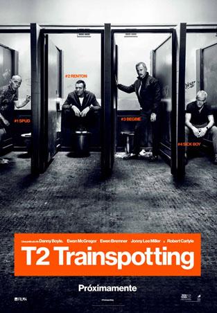 T2: Trainspotting - Teaser póster de la esperada secuela
