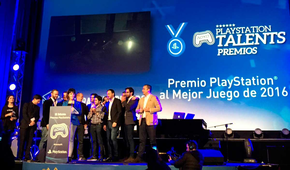 Tessera premios playstation