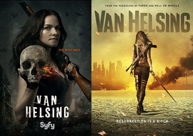 Syfy, Kelly Overton, Vanessa Helsing