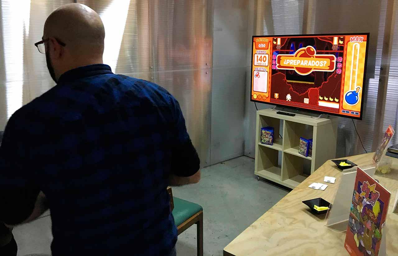 videojuegos españoles Talents Baboon!