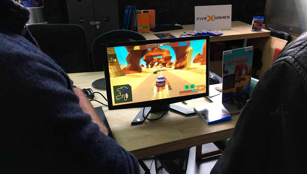 videojuegos españoles Talents puestos