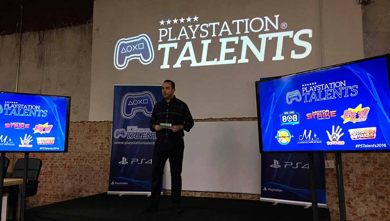 videojuegos españoles Talents Roberto