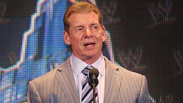 Vince McMahon ahora