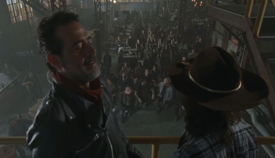 The Walking Dead 7x07 An Lisis Del Cap Tulo Sing Me A