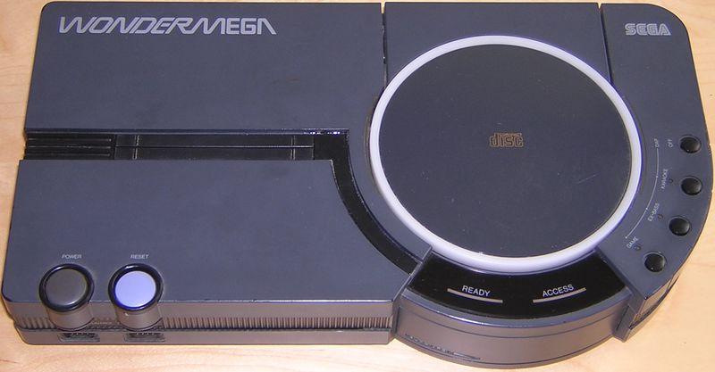 Wondermage Mega CD 2