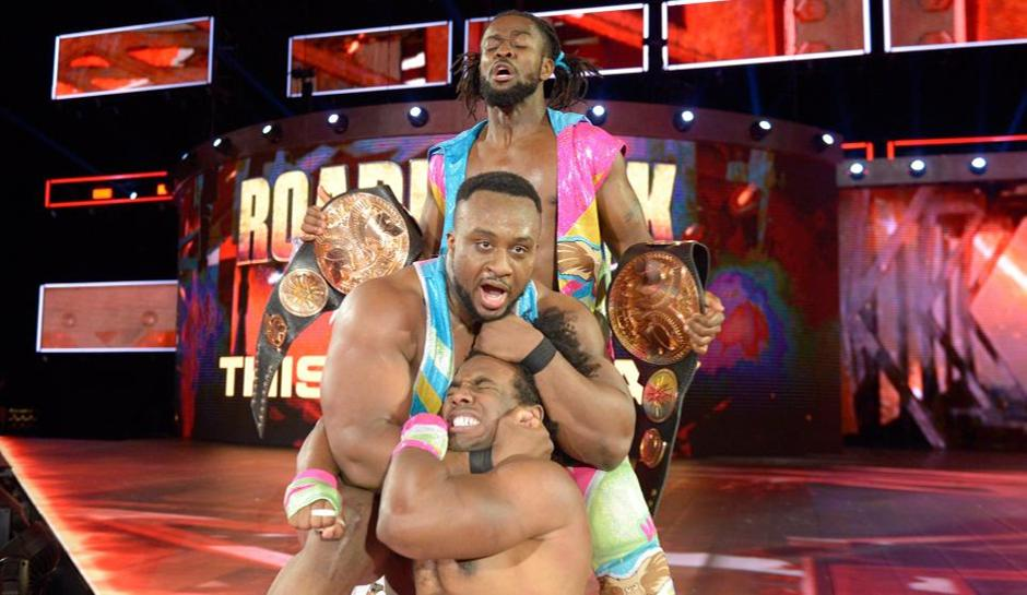 WWE - The New Day