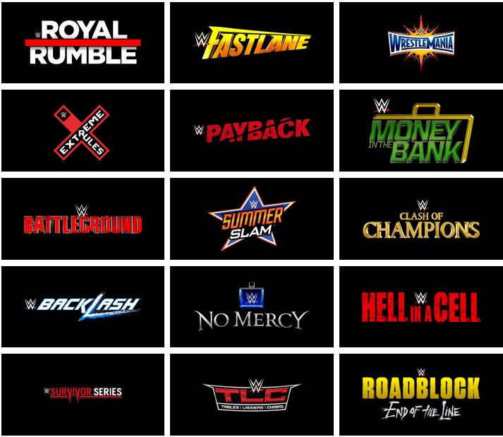 WWE - PPV
