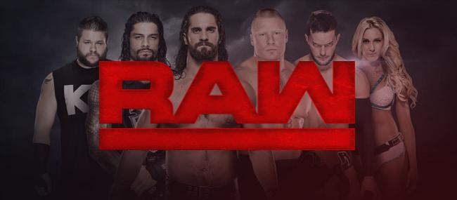 WWE - Raw