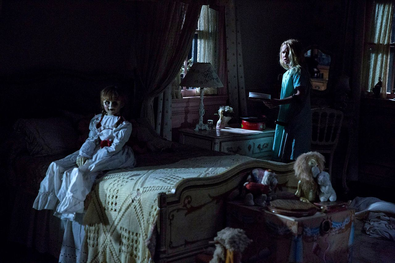 David F. Sandberg, muñeca, cine terror